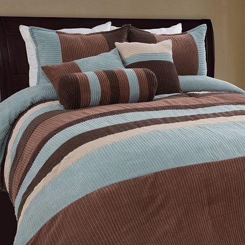 Geometric Bed Set