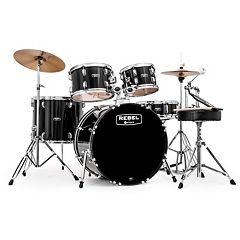 Mapex Rebel Drum Set