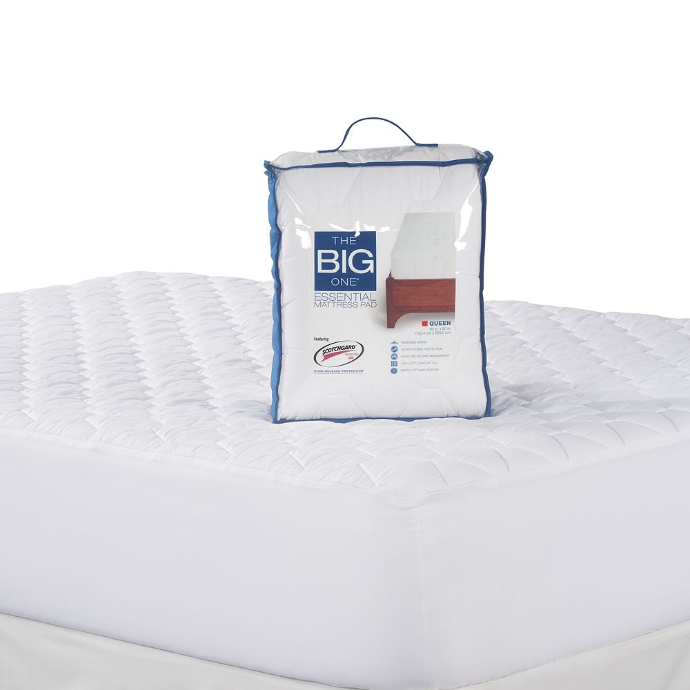 Kohls Bedroom Furniture Big Onear Essential Mattress Pad