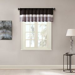 Madison Park Window Valance - 50'' x 18''