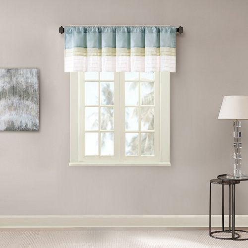 Madison Park Window Valance - 50'' x 18''