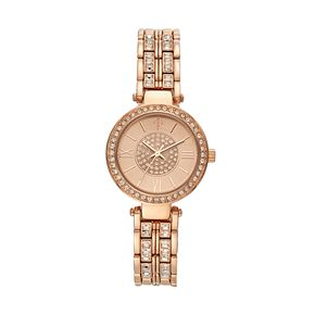 Jennifer Lopez Women's Bethany Crystal Watch
