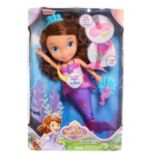 Disney's Sophia the First Splashtime Fun Mermaid Doll