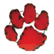 Clemson Tigers Recycled Metal Wall Décor