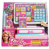 Barbie Blinging Cash Register