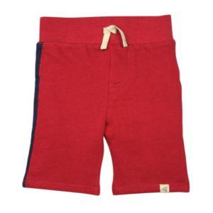 Baby Boy Burt's Bees Baby Organic Pique Shorts