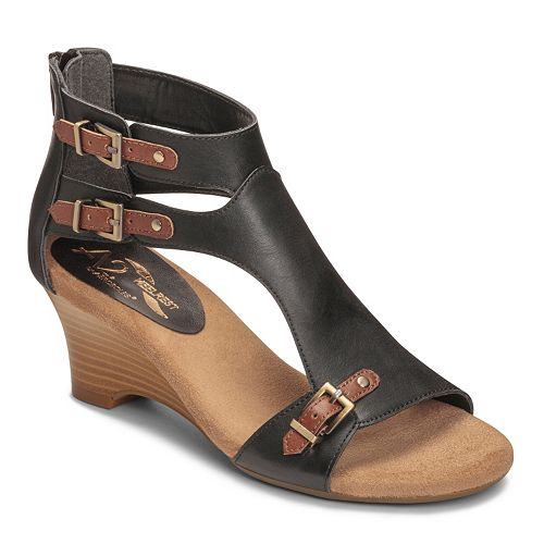 A2 by Aerosoles Zenfandel Women's Wedge Sandals