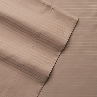 Grand Collection Valia 800 Thread Count 6 pc Stripe Sheet Set