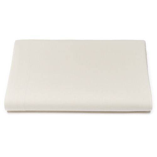 Home Styles Cotton-Rich Solid Flat Sheet