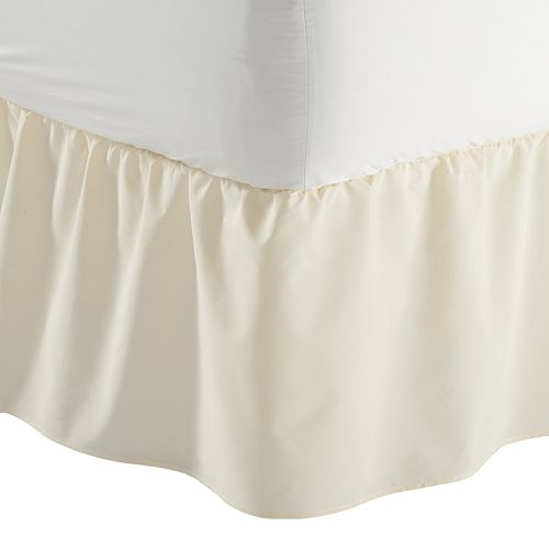 Home Styles Cotton-Rich Bed Skirt