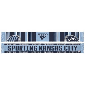Adult adidas Sporting Kansas City Team Slogan Scarf