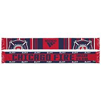 Adult adidas Chicago Fire Team Slogan Scarf