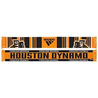 Adult adidas Houston Dynamo Team Slogan Scarf