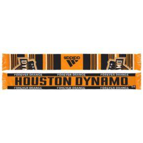 Adult adidas Houston Dynamo Team Slogan Scarf