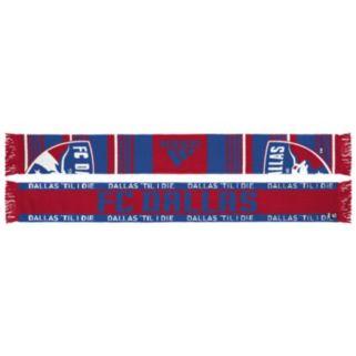 Adult adidas FC Dallas Team Slogan Scarf