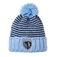 Women's adidas Sporting Kansas City Knit Beanie