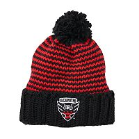 Women's adidas DC United Knit Beanie