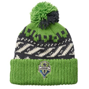 Men's adidas Seattle Sounders Knit Beanie
