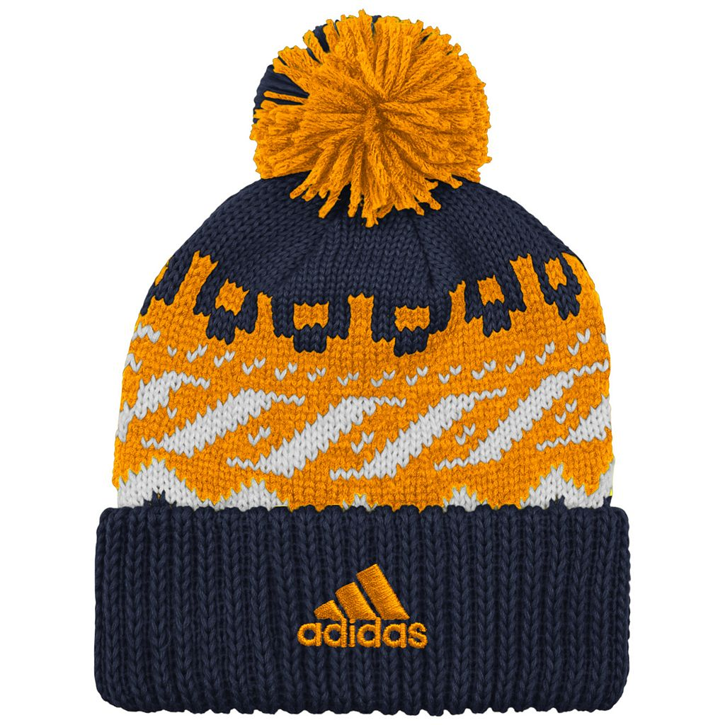 Adult adidas Los Angeles Galaxy Cuffed Beanie