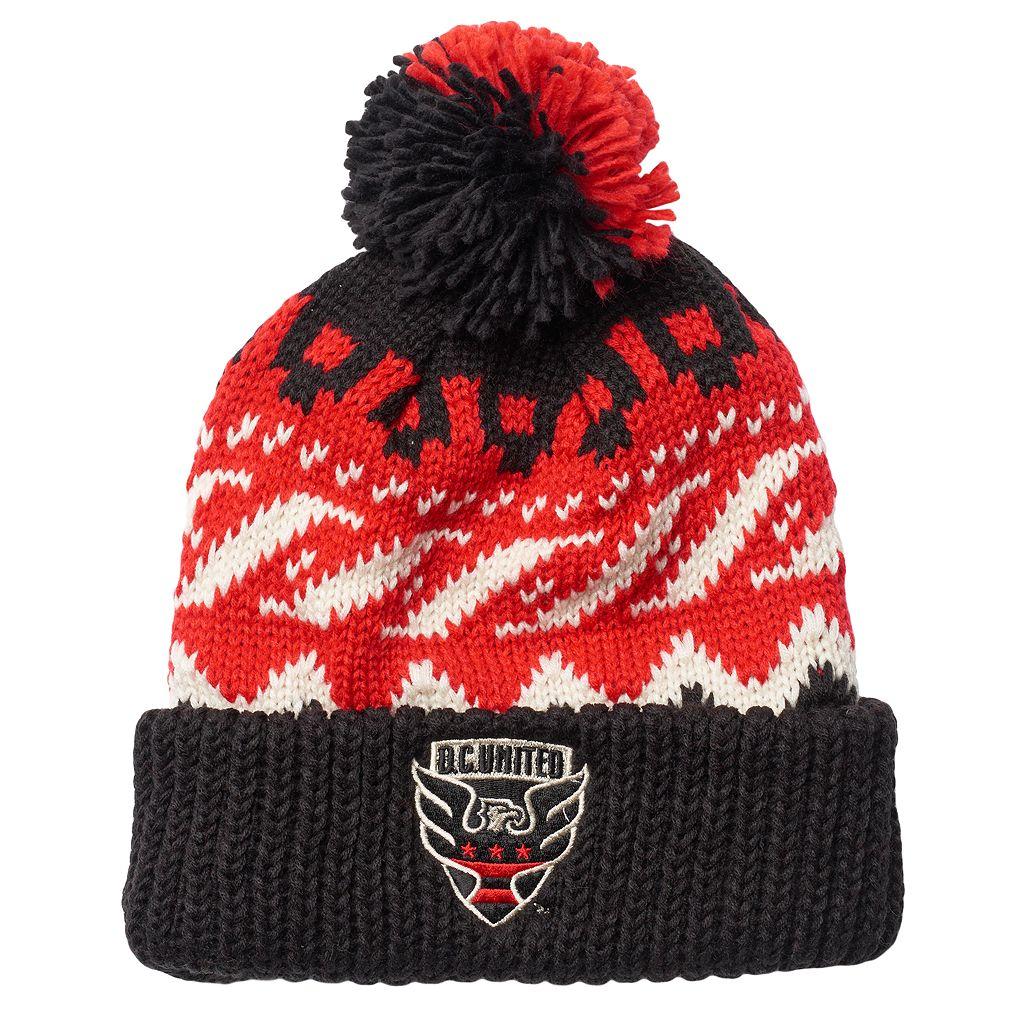 Men's adidas DC United Knit Beanie