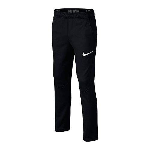Boys 8-20 Nike Therma-FIT KO Fleece Athletic Pants