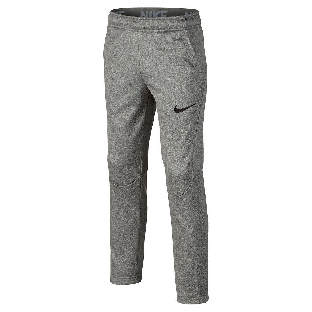 Boys 8-20 Nike Therma-FIT KO Fleece Athletic Pants