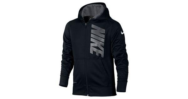 Boys 8 20 Nike Ko Fleece Hoodie