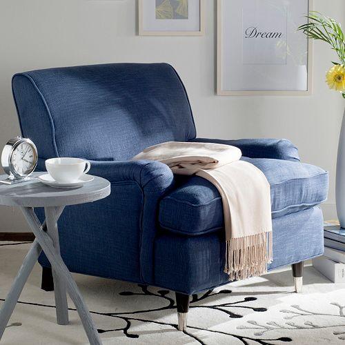 Jsp Furniture: Safavieh Chloe Club Arm Chair