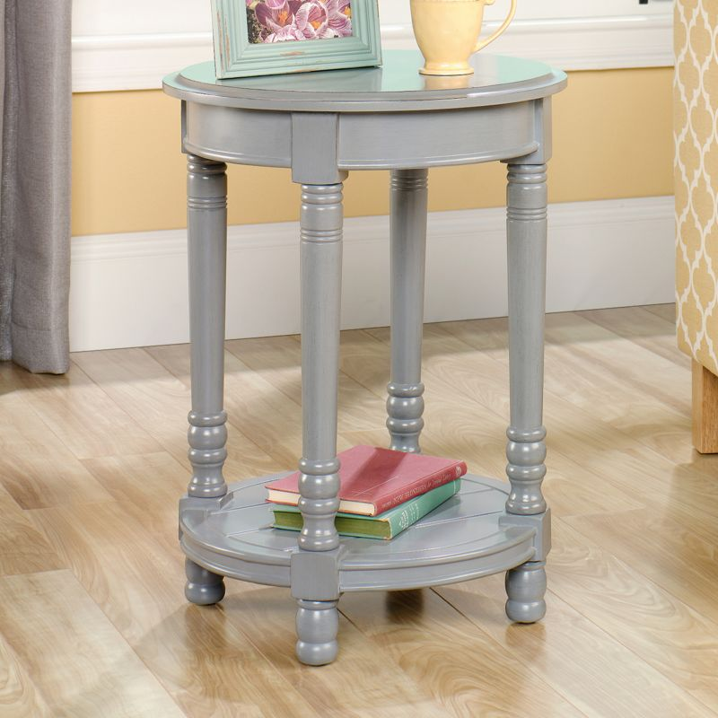 Cottage Road Country End Table, Grey
