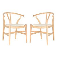 Safavieh Aramis Dining Chair 2-piece Set