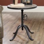 Barrister Lane Pedestal End Table