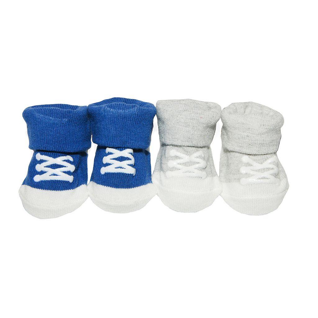 Newborn Boy Carter's 2-pk. Sneaker Socks