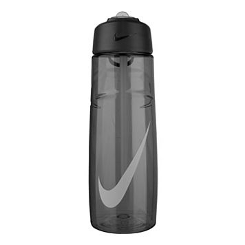Nike 24-oz. T1 Flow Swoosh Wolf Gray Water Bottle