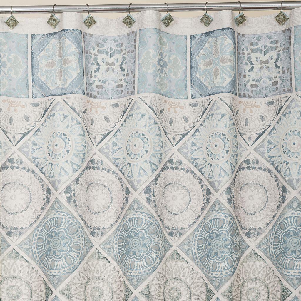 Saturday Knight, Ltd. Modena Shower Curtain
