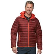 Big & Tall Columbia Elm Ridge Hooded Puffer Jacket