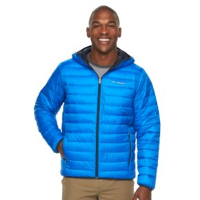Big & Tall Columbia Elm Ridge Hooded Puffer Jacket