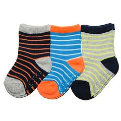 Baby / Toddler Carter's 3 pkStriped Socks
