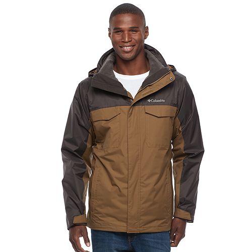 Big & Tall Columbia Timberline 3-in-1 Jacket