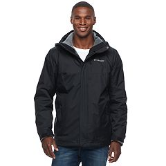 Big & Tall Columbia Rockaway Mountain Interchange Systems Jacket