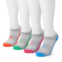 Women's Champion 4-pk. Chevron No-Show Socks