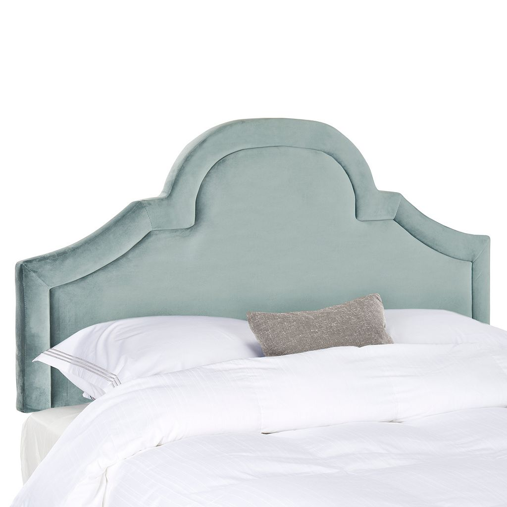 Safavieh Kerstin Wedgewood Arched King Headboard
