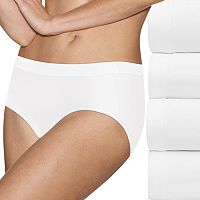 Hanes Ultimate 4-pack Constant Comfort X-Temp Hipsters 41X4B