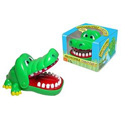 Crocodile Dentist Game by Winning Moves