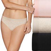 Hanes Ultimate 3-pack Constant Comfort X-Temp Bikini Panties 42XT