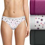 Women's Hanes Ultimate® 3-pack Constant Comfort X-Temp Bikini Panties 42XT