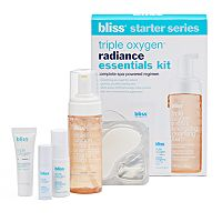 bliss Triple Oxygen Radiance Essentials Kit