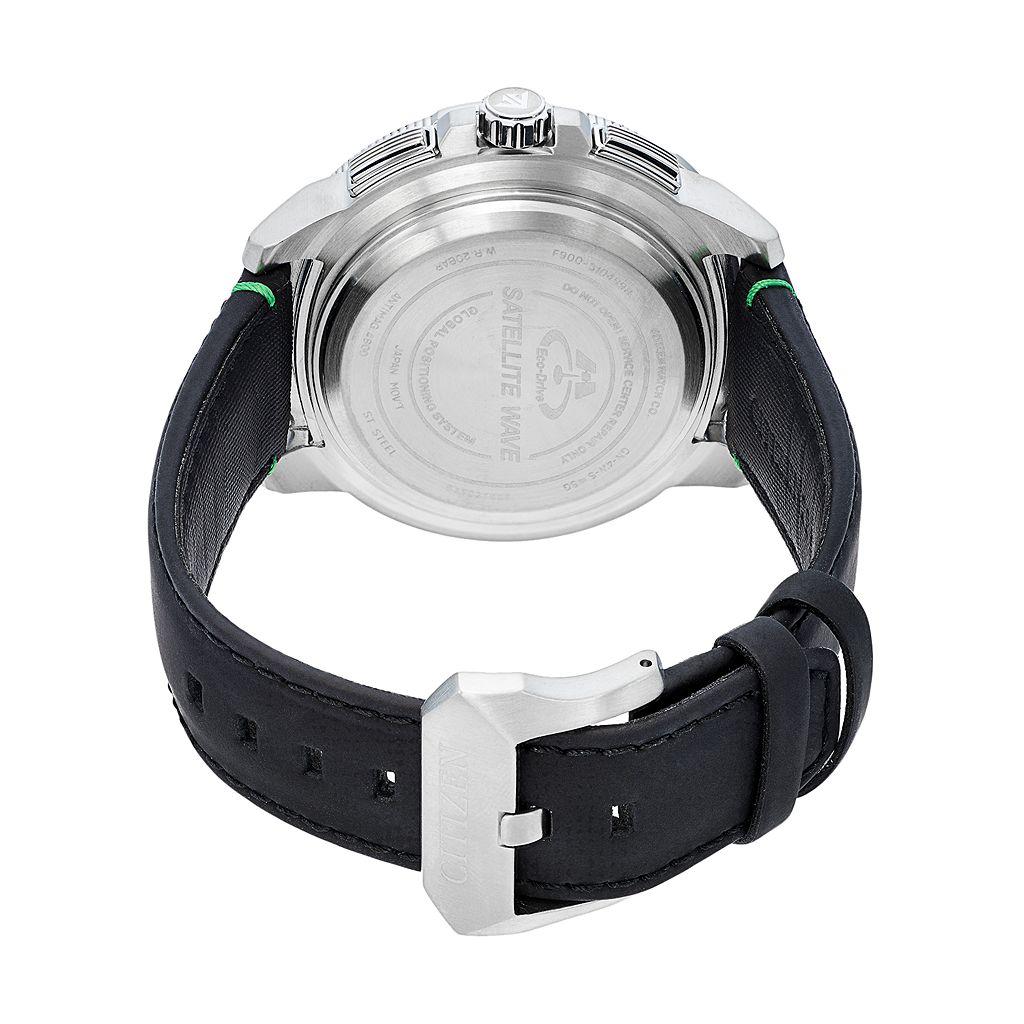 Citizen Eco-Drive Men's Promaster Navihawk GPS Watch - CC9030-00E