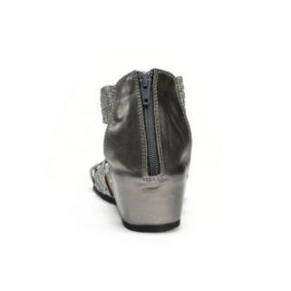 MUK LUKS Elle Women's Wedge Sandals