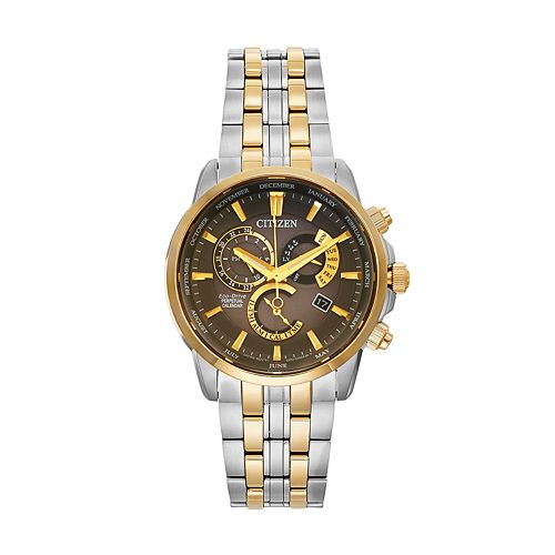 Citizen Eco-Drive Men's Calibre 8700 Stainless Steel Watch
