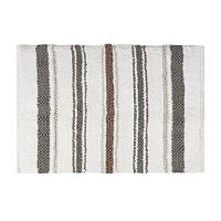 Saturday Knight, Ltd. Colorware Stripe Bath Rug